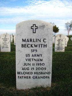 Marlin C Beckwith