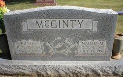 Naomi Mamie <i>Ward</i> McGinty