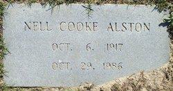 Nell <i>Cooke</i> Alston