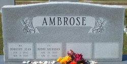 Dorothy Jean <i>Davis</i> Ambrose