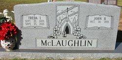 Freda I. Jean <i>Hall</i> McLaughlin
