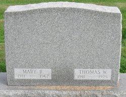 Thomas W Adney