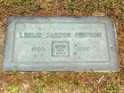 Leslie Fenton