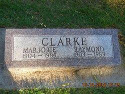 Marjorie <i>Maynard</i> Clarke