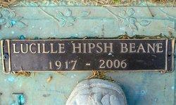 Hilda Lucille <i>Redmond</i> Beane