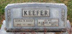 Mary Goldie <i>Mellott</i> Keefer