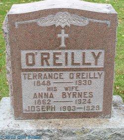 Anna <i>Byrnes</i> O'Reilly