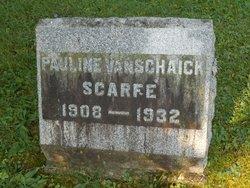 Pauline <i>Van Schaick</i> Scarfe
