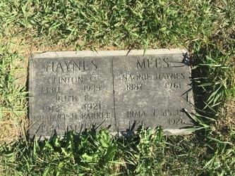 Clinton C Haynes