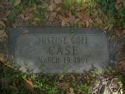Justine Nina <i>Goff</i> Case