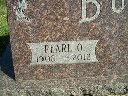 Pearl Opal <i>Flier</i> Burt