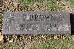 Mary Ann <i>Carson</i> Brown