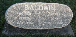 John Milton Baldwin