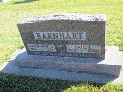 Margaret Ann Peggy <i>Hambly</i> Barnhart
