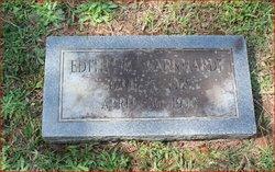 Edith Merle Barnhardt