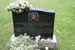 Cassandra Marie Boucher
