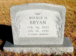 Walker O. Bou Bryan