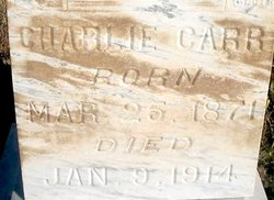 Charlie Carr