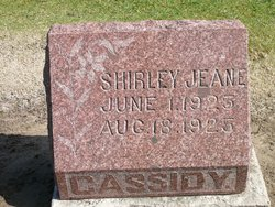Shirley Jeane Cassidy