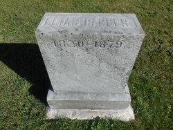 Elias Barger