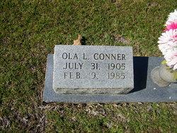 Ola Bell <i>Lang</i> Conner