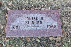 Louise L. <i>Barngrover</i> Kilburn
