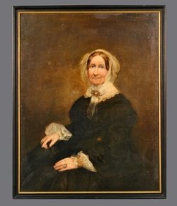 Eliza Burd <i>Patterson</i> Peale