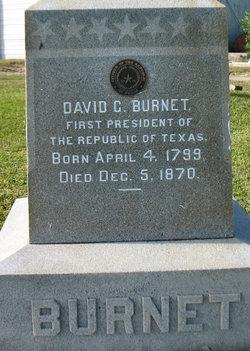 David Gouverneur Burnet