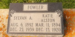 Katie <i>Alston</i> Fowler