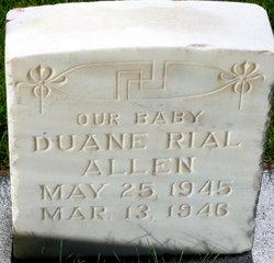 Duane Rial Allen