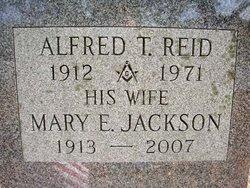 Mary E. <i>Jackson</i> Reid