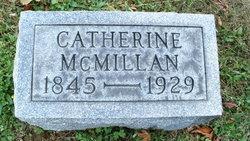 Catherine <i>Taylor</i> McMillan
