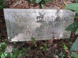 Virginia Belle <i>Bell</i> Thomas