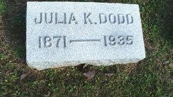 Julia <i>Kappes</i> Dodd