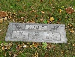Betty Jene Jeanie <i>Webb</i> Stampo