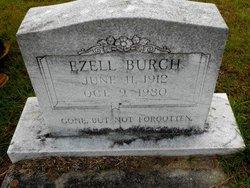 Ezell Burch