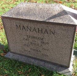 Mary Ursula <i>Fox</i> Manahan