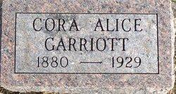 Cora Garriott
