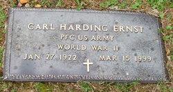 Carl Harding Ernst