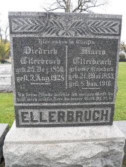 Katharine <i>Steinbeck</i> Ellerbruch