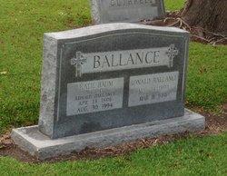 Katie <i>Baum</i> Ballance