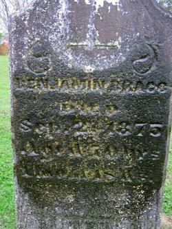 Benjamin Bragg, Sr