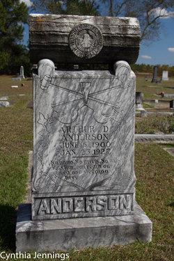 Arthur D. Anderson