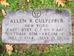 Capt Allen Ross Culpepper