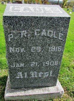 Patterson R Cadle