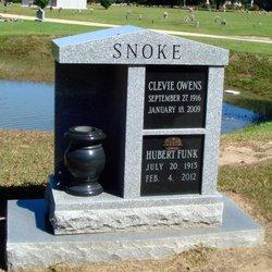 Clevie Dee <i>Owens</i> Snoke
