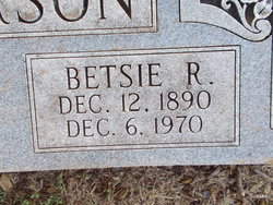 Betsie R. Anderson