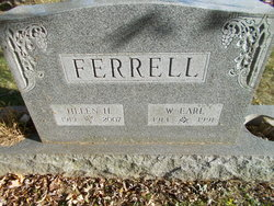 Wilmer Earl Ferrell