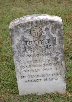Troy T Hearns