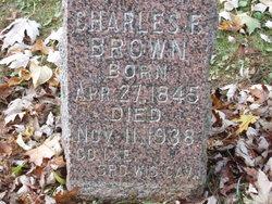Charles F Brown
